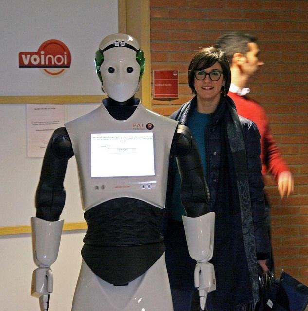 Robot Reem