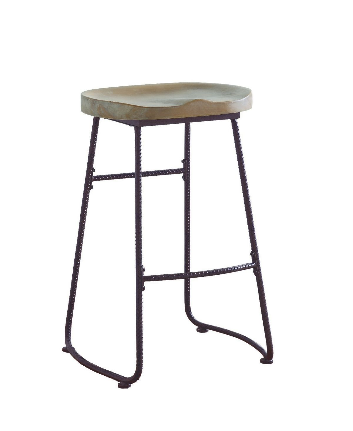 Coaster Home Furnishings Palmer Backless Bar Stool Reviews Furniture Macy S Backless Bar Stools Metal Bar Stools How To Antique Wood