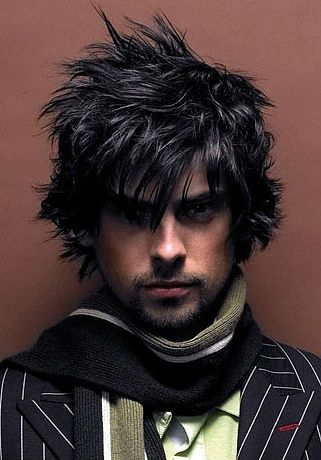 Awesome 1000 Images About Iconnect Pos Men39S Hairstyle On Pinterest Short Hairstyles Gunalazisus