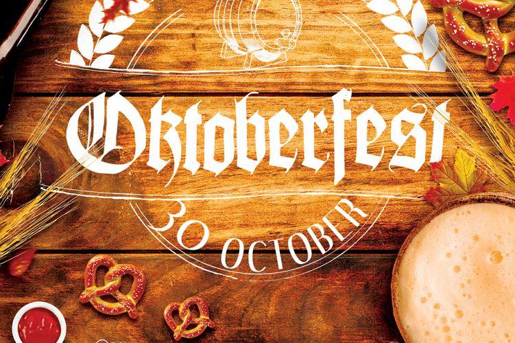 Download Oktoberfest Octoberfest Festival Flyer 322852 Flyers Design Bundles