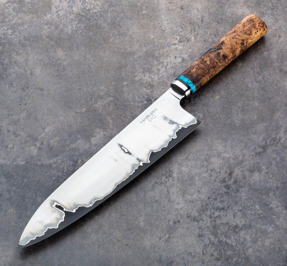 Stainless San Mai Gyuto 252mm Eatingtools Com Chef Knife Knife Custom Kitchen Knives