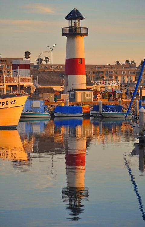 Oceanside Harbor, California. Go to www.YourTravelVideos ...