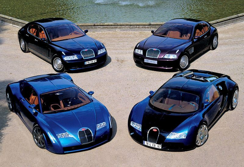 1999 Bugatti Eb18 3 Chiron Concept Bugatti Bugatti Veyron Super Sport Cars