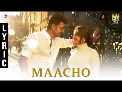 Mersal Macho Tamil Lyric Video Vijay Kajal Aggarwal A R Rahman Atlee Youtube Macho Lyrics A R Rahman
