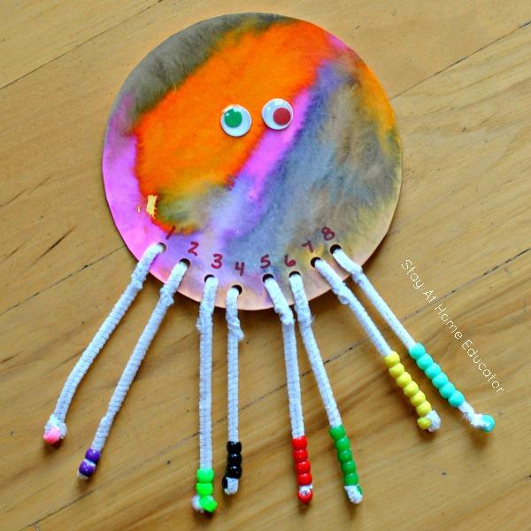 5 Super Fun Ocean Activities for Preschool Ocean Theme
