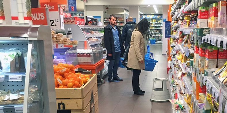 Helpful insight for GROCERY SHOPPING in Holland, payment types