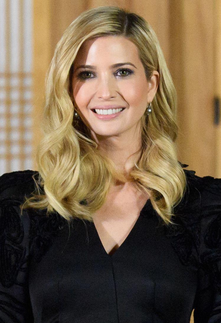 Ivanka Trump Wikipedia Hair Styles Wedge Hairstyles Womens