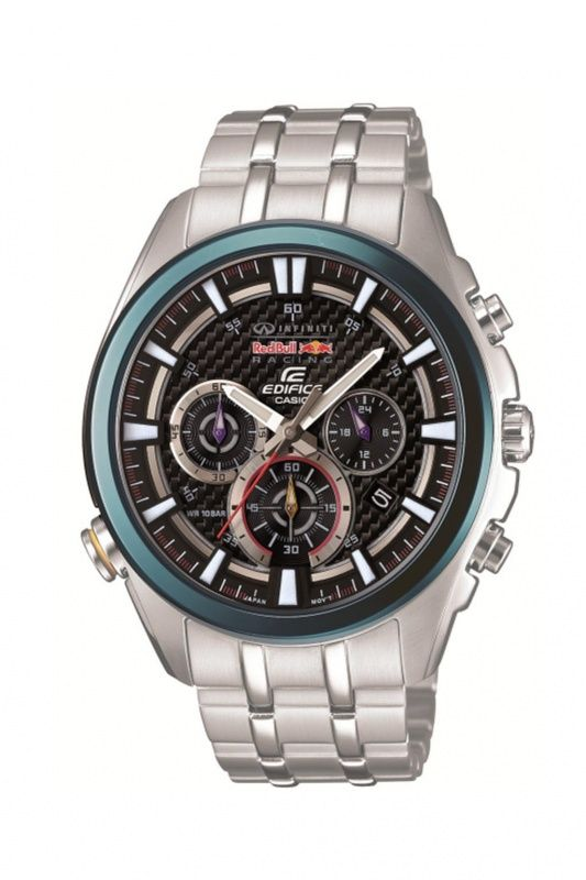 29d6b053e62 EFR-537RB-1AER - Casio Edifice Red Bull Limited Edition heren horloge