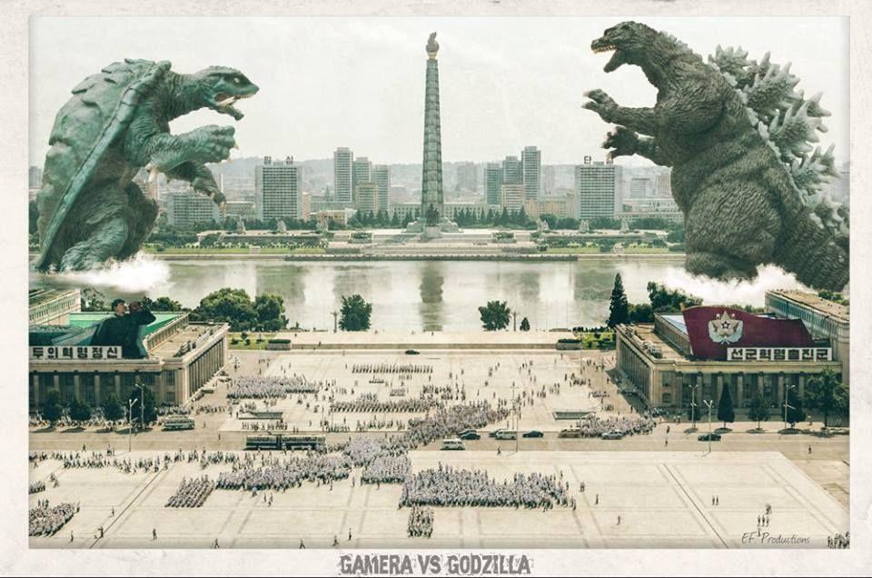 Gamera vs. Godzilla