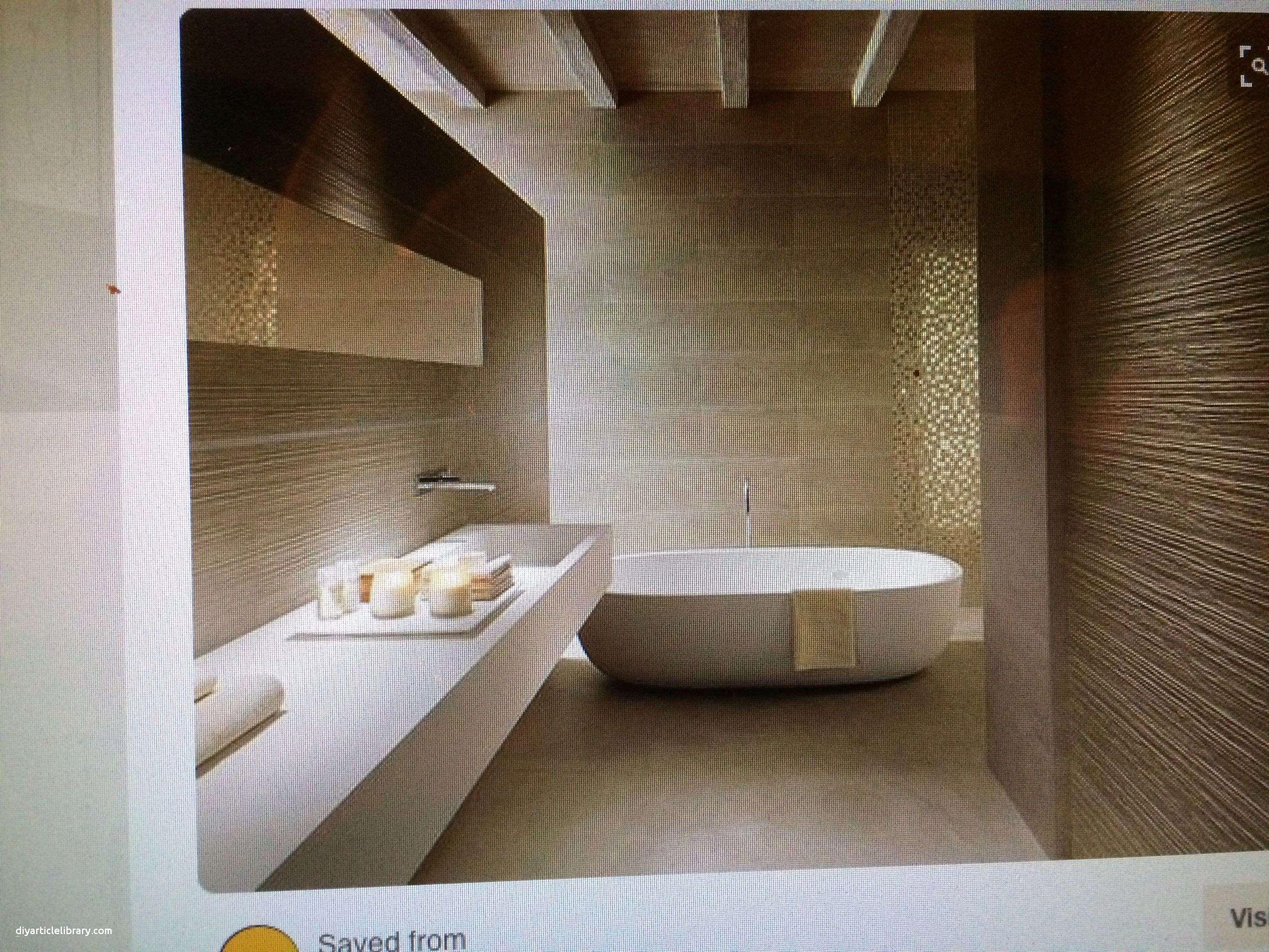 Badezimmer Platten Statt Fliesen