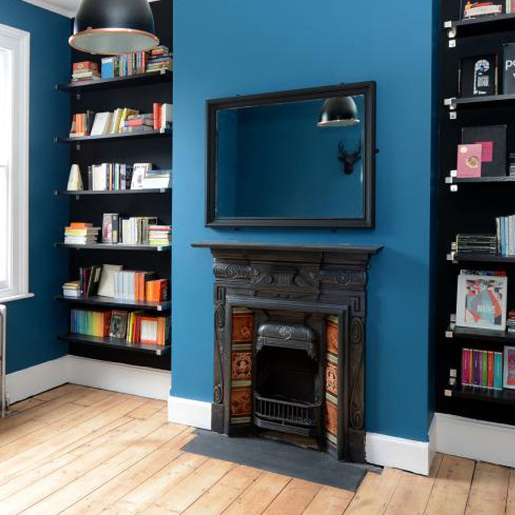 Bookcase & bookshelf ideas | Alcove, Decorating and Walls