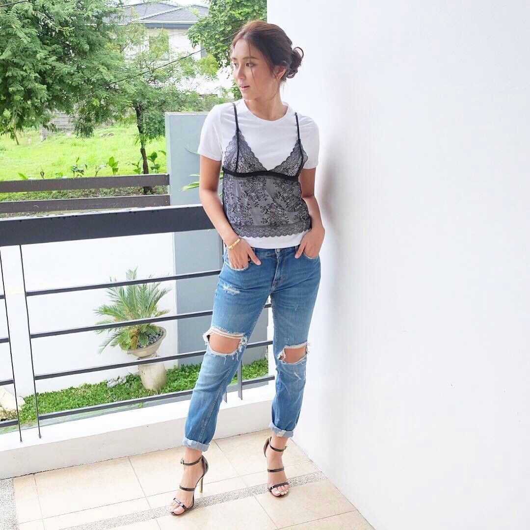 b99ab84b1e603 This is the pretty Kathryn Bernardo dressed in her outfit of the day ...