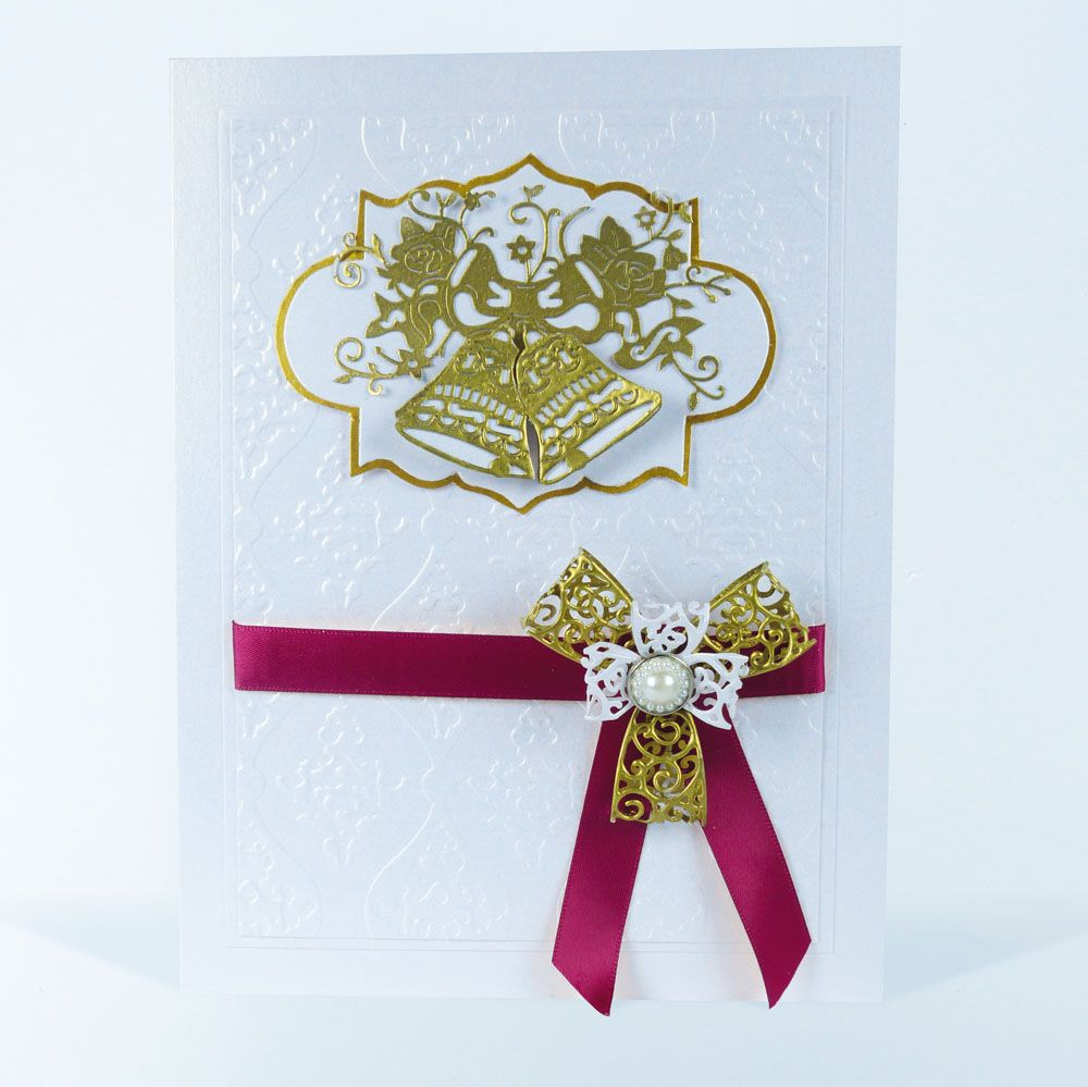 Florentine Bells (D238) | Tattered Lace