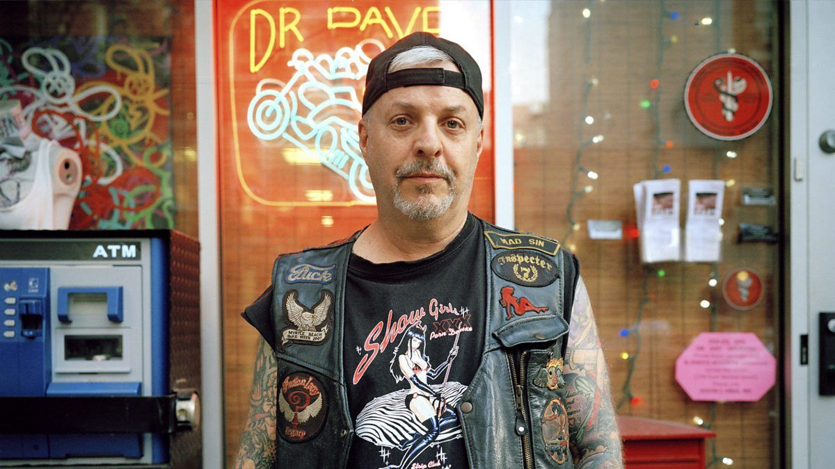 Dr david ores removes tattoos for former gangsters ex
