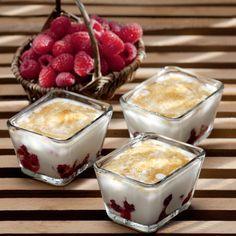 Joghurt-Beeren-Speise