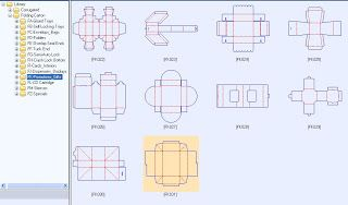 Packmage Corrugated And Folding Carton Box Packaging Design Software Packmage Carton Box Design Software Box Templat In 2020 Box Template Gift Box Template Box Design
