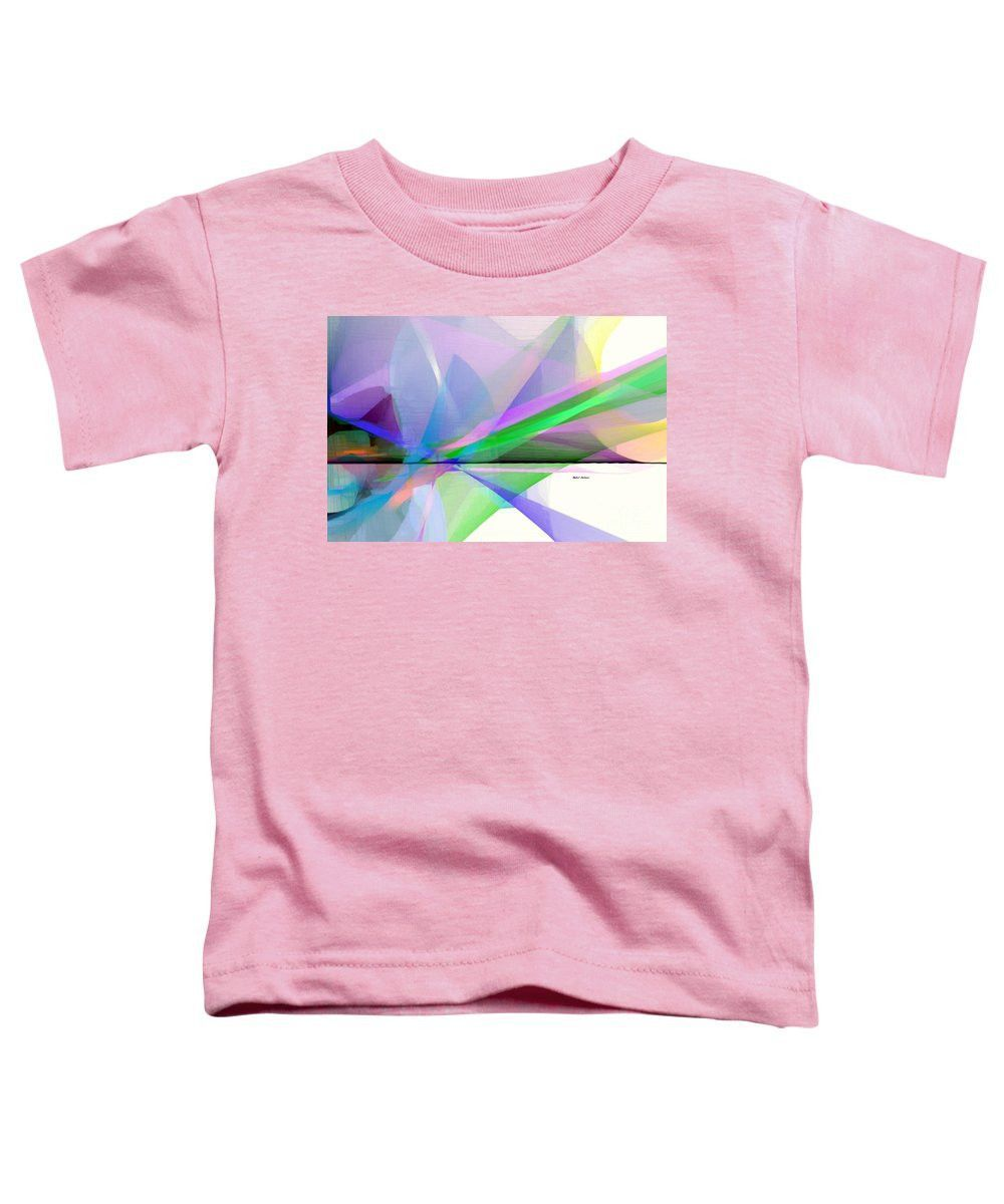 Toddler T-Shirt - Abstract 9497