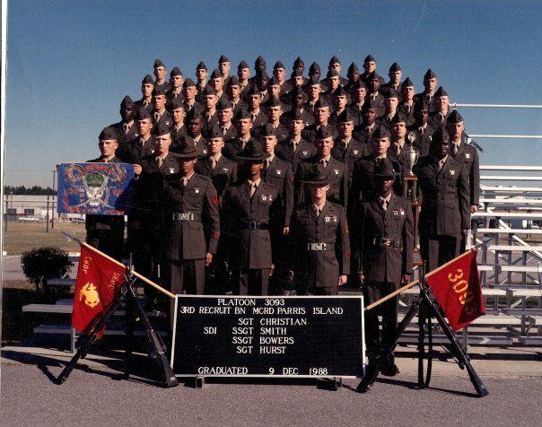 marine boot camp | Happy birthday U.S. Marine Corps! | Men in ...