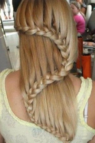 Miraculous French Braids French Braid Styles And Braids On Pinterest Hairstyles For Men Maxibearus