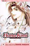 Hana-Kimi Vol. 4 by Hisaya Nakajo (2005, Paperback)
