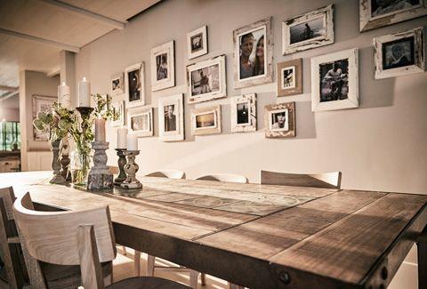 Das Hotel Tisch Wohnen Altholz