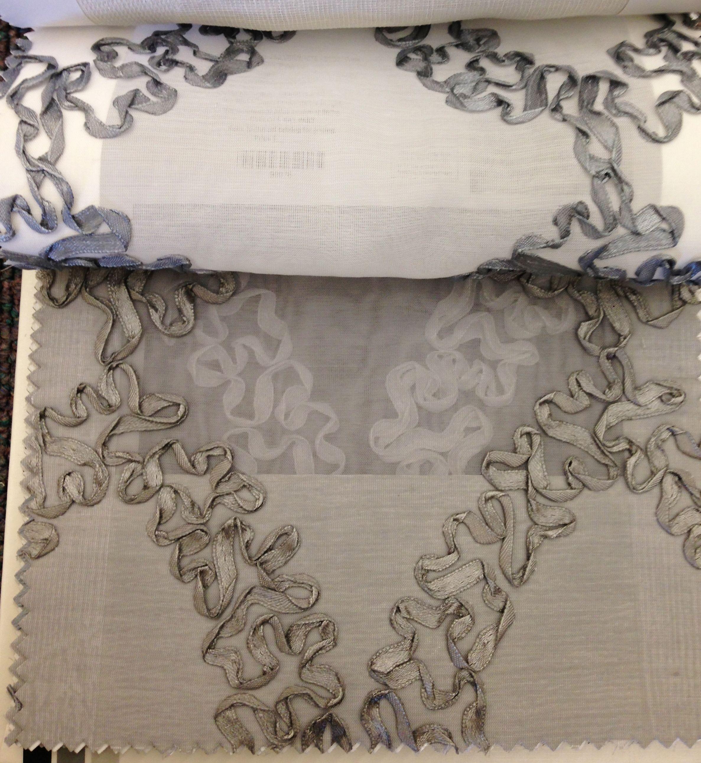 Twist & Shout, colors Silver/white, & Grey.
