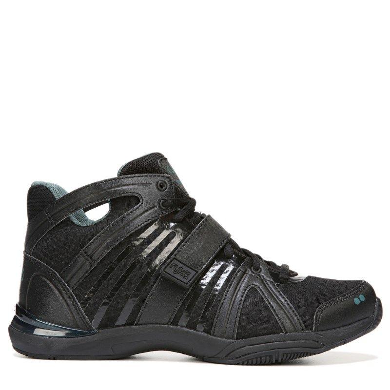Womens tenacity high top training shoe black shoes