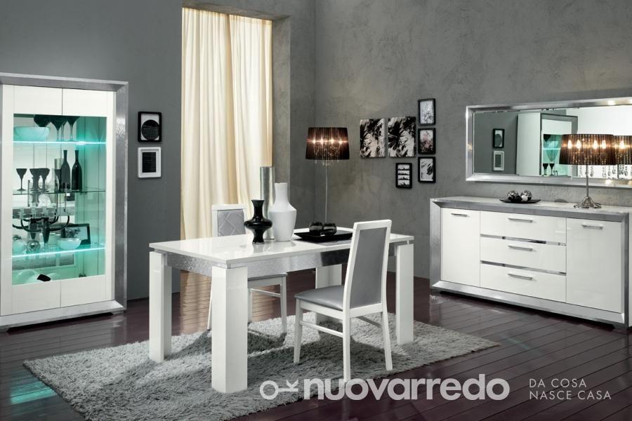 Nuovarredo Tavoli E Sedie.Nuovarredo Scheda Prodotto 761391 Vetrina 2 Ante Madie E