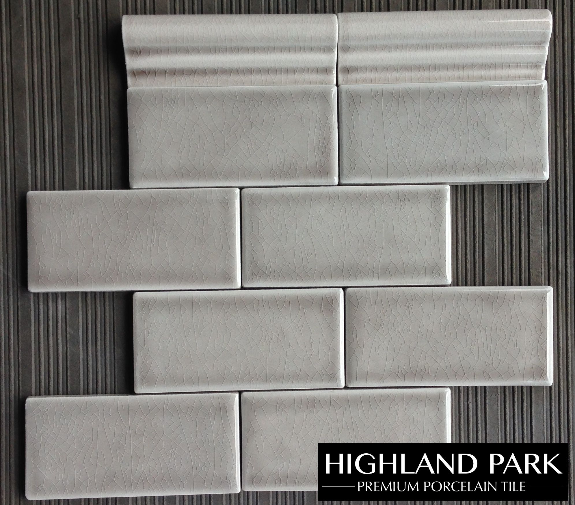 Dove Gray 3x6 Quot Crackle Subway Tile Available Online From