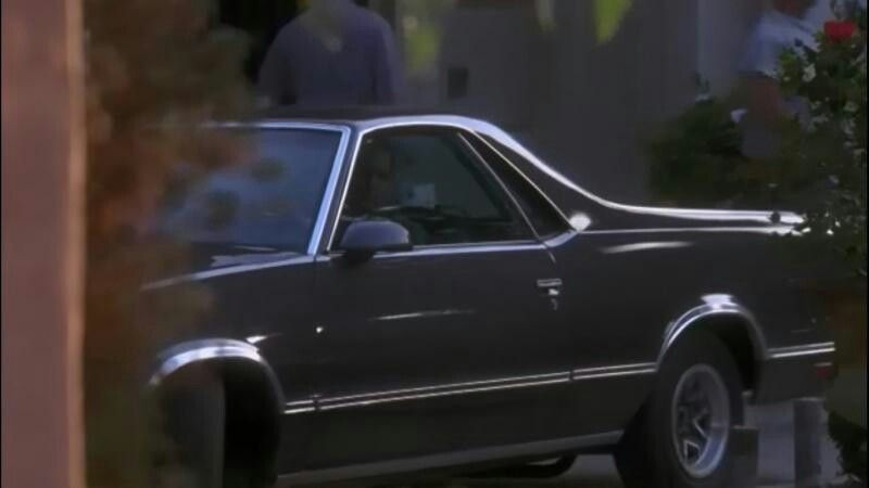 1982 Chevrolet El Canino Used In The Movie The Bodyguard By