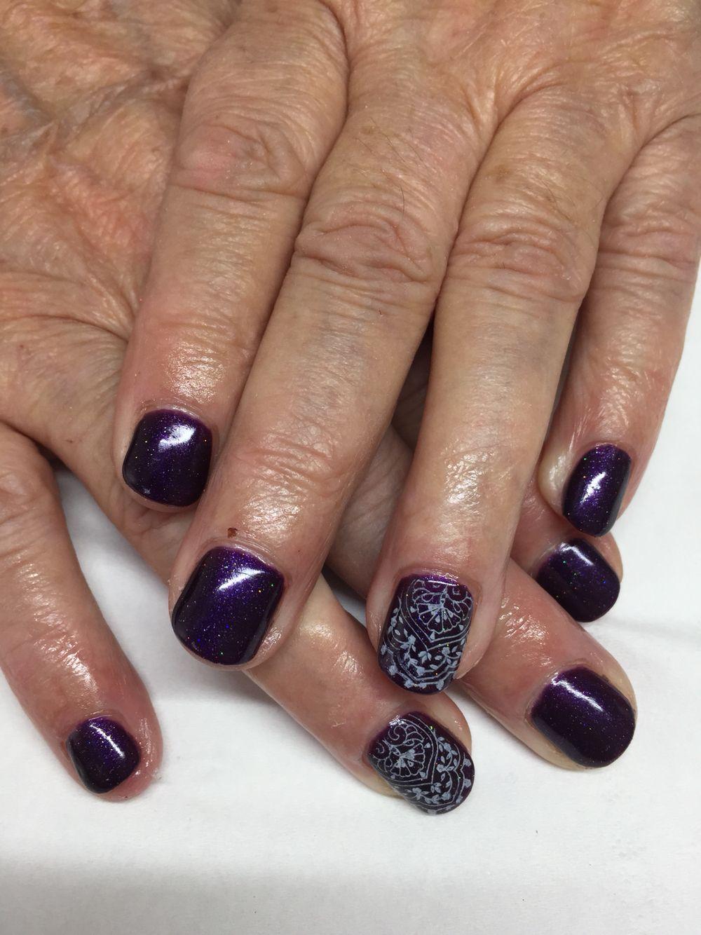 Cadburys purple