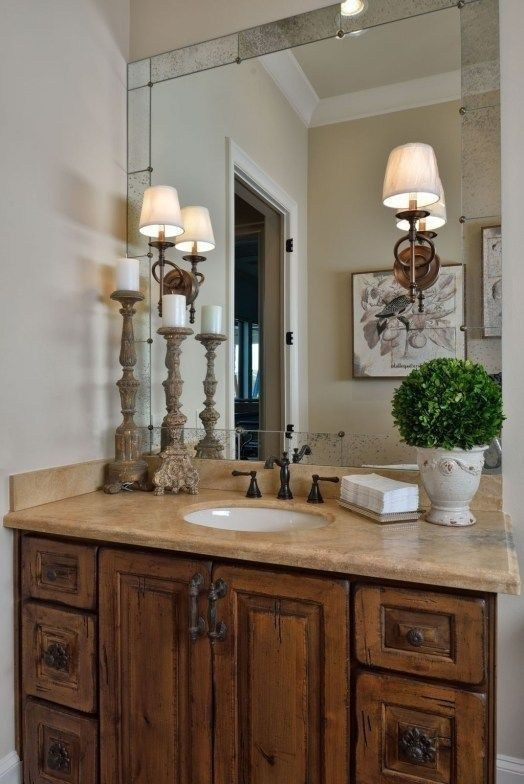 Rustic Italian Decor