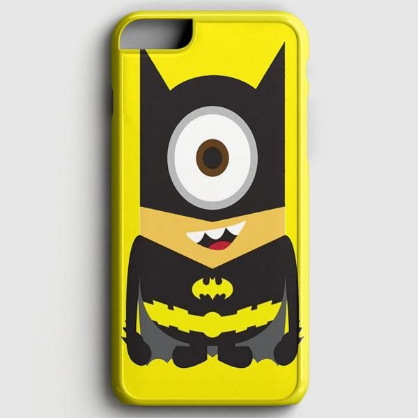 Batman Logo Starry Night iPhone 6 Plus/6S Plus Case