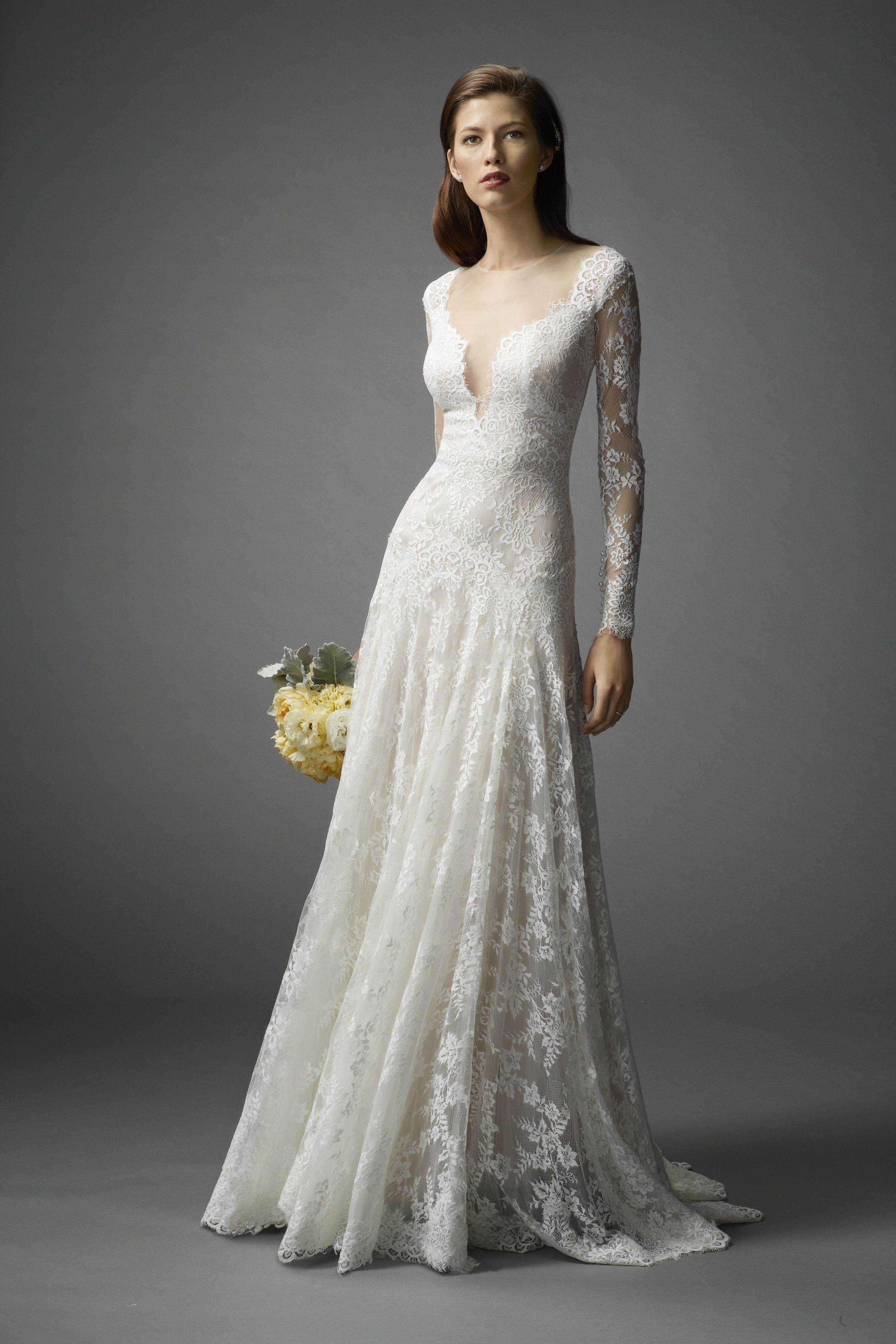 Lookbook gowns and wedding dress