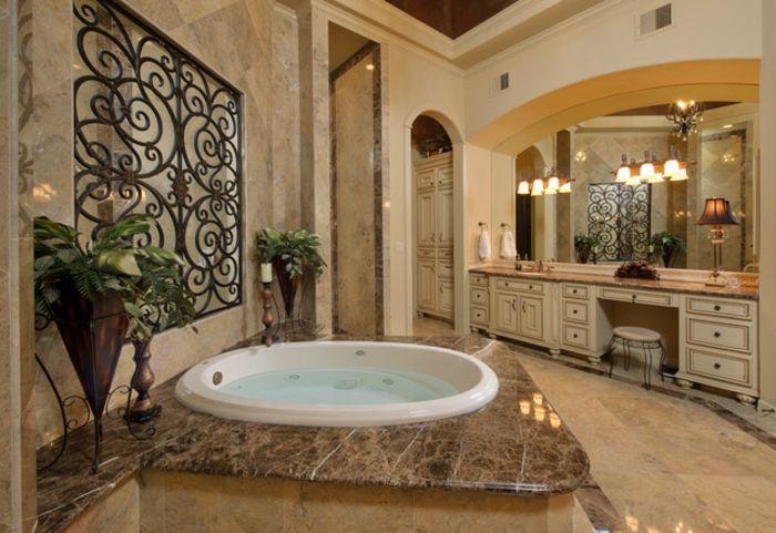 1001 + ideas sobre decoración de baños rústicos modernos ...