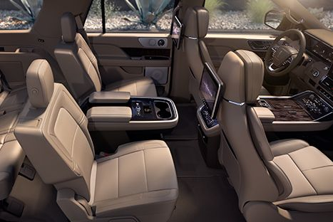 We Spent A Great Deal Of Time Where You Spend Your Time Inside Every Surface And Space Inside The Lincoln Navigator Luxury Suv Lincoln Navigator Luxury Cars