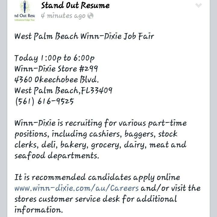 Palm Beach Job Fair Today From 1pm 6pm Job Fair Palm Beach Job