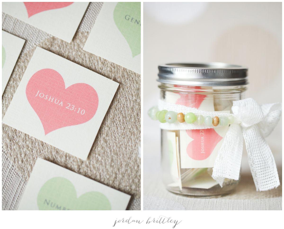 DIY Gift Idea: Promises in a Jar by Jordan Brittley | Melanie Dawn ...