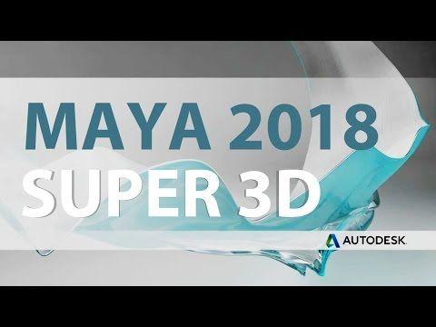 maya 2018 download free full version