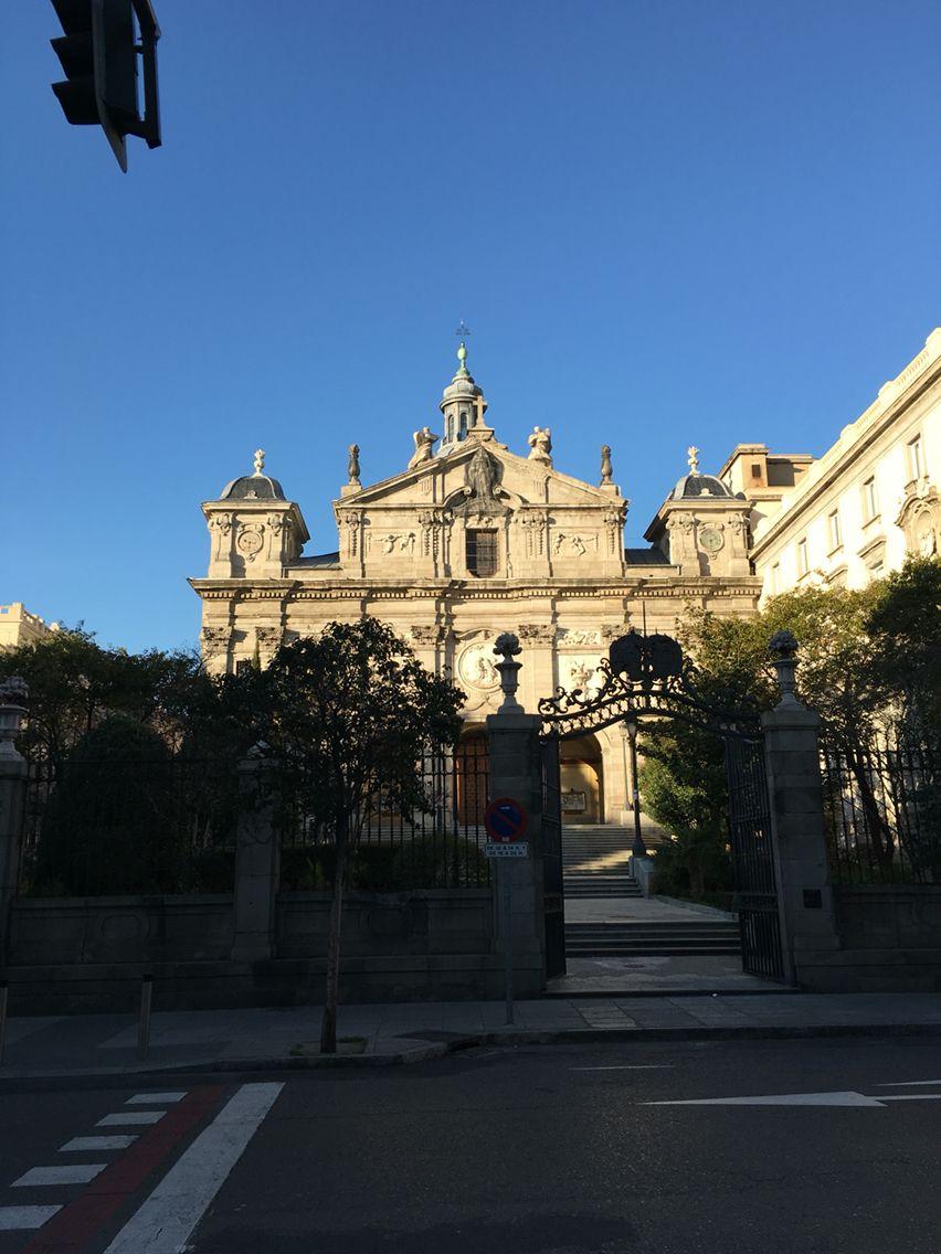 Plaza de las salesas