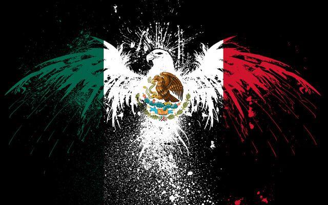 Mexico Mexican Flag Eagle Mexico Wallpaper Mexican Flags