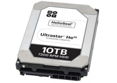 Western Digital presentó un disco duro externo de 10TB sellado herméticamente con helio