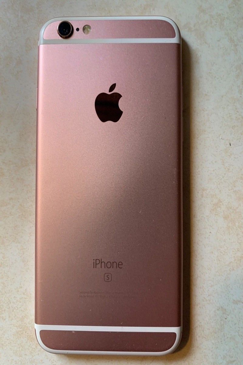 Apple Iphone 6s Fully Unlocked 16gb Rose Gold Refurbished