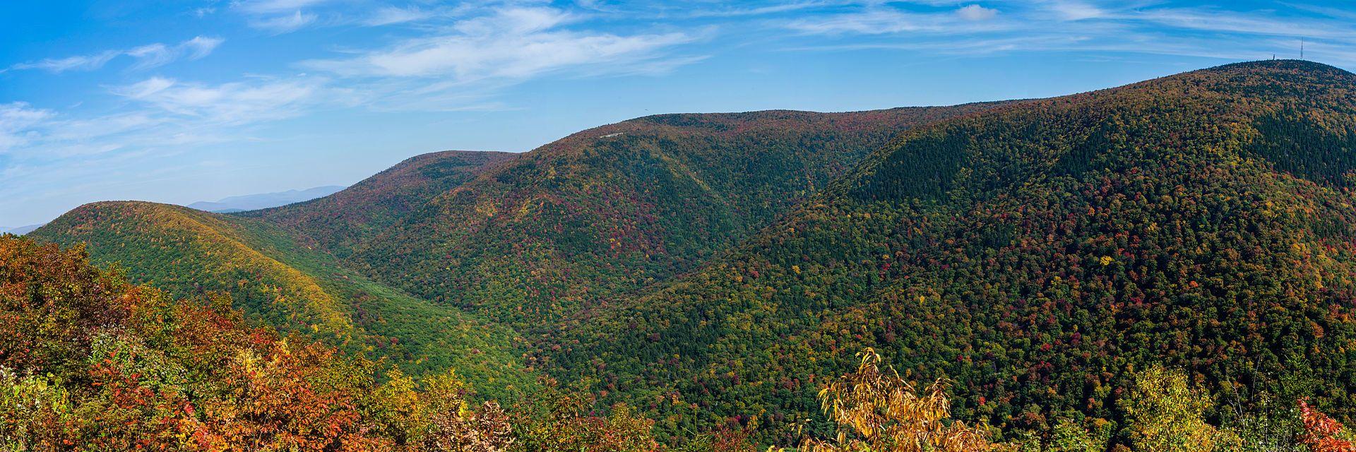 Mount Greylock The Tallest Peak In Massachusetts Oc 2000x700 Landscape Photographers Natural Landmarks Welcome To Hogwarts