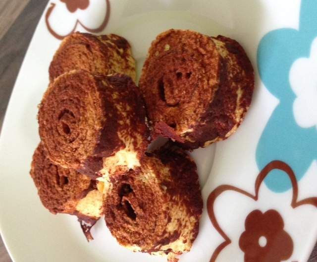 Cinnamonrolls Zimtrollchen Low Carb Highprotein Dukan Rezept Low