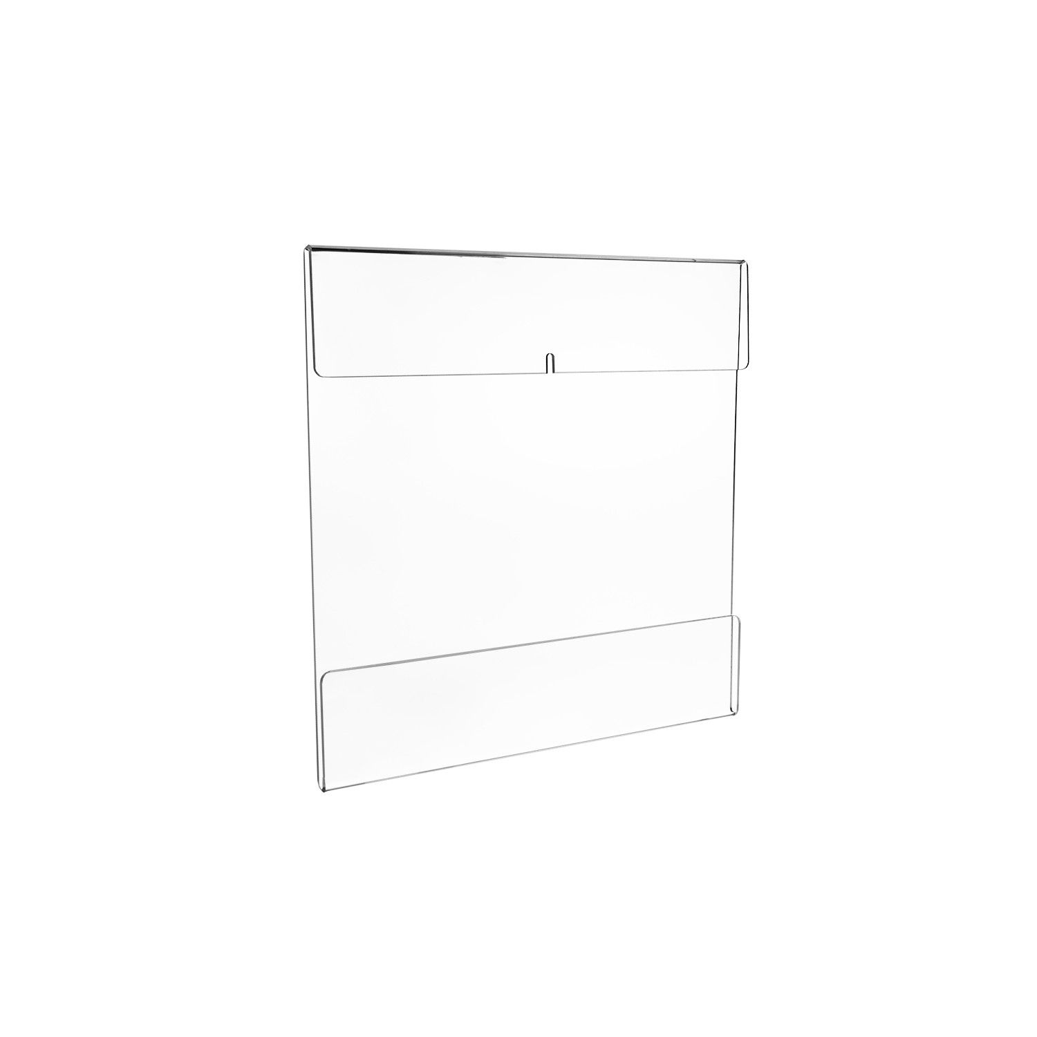 Display And Protect A Single Record Side Loading With Hidden Nail Notch For Wall Mounting Change Out Records Effortlessl Record Sleeves Records Clear Acrylic