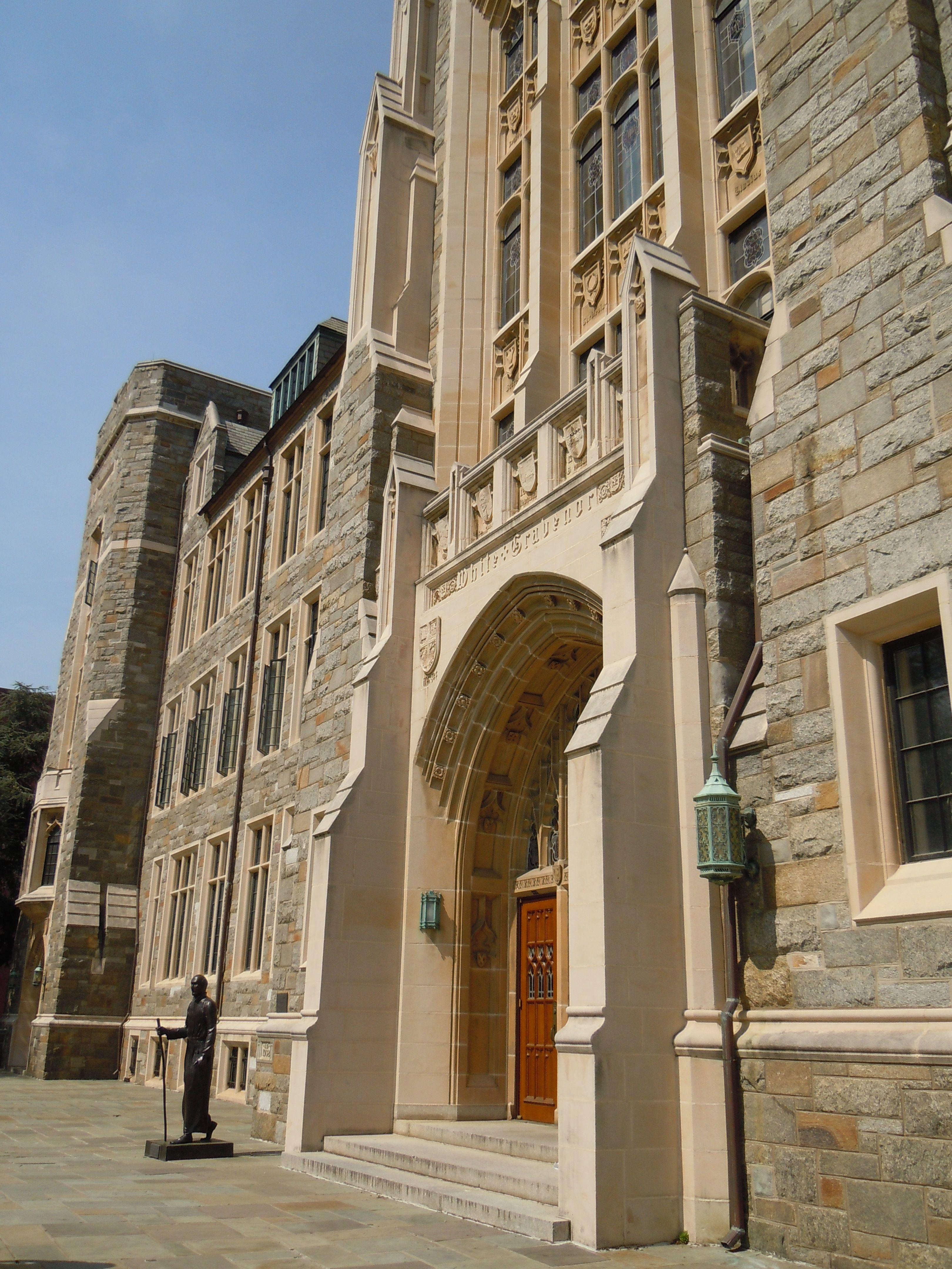 Georgetown University, DC