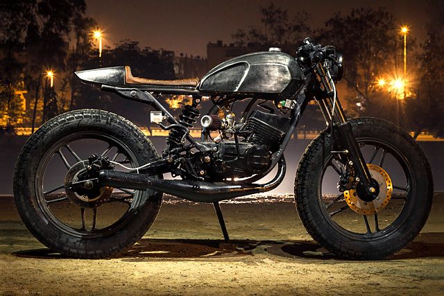 modifikasi motor rx king cafe racer terkeren