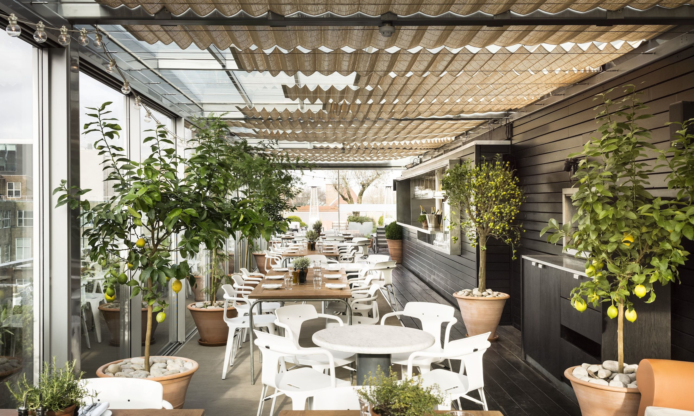 The Best Rooftop Restaurants In London In 2020 Roof Top Cafe Outdoor Restaurant Best Rooftop Bars