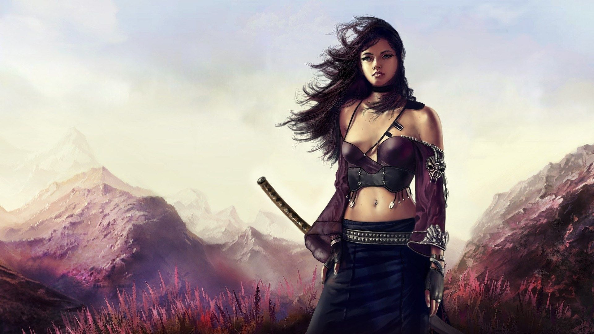 Woman Warrior Wallpapers, PK274 HQFX Woman Warrior Pictures ...